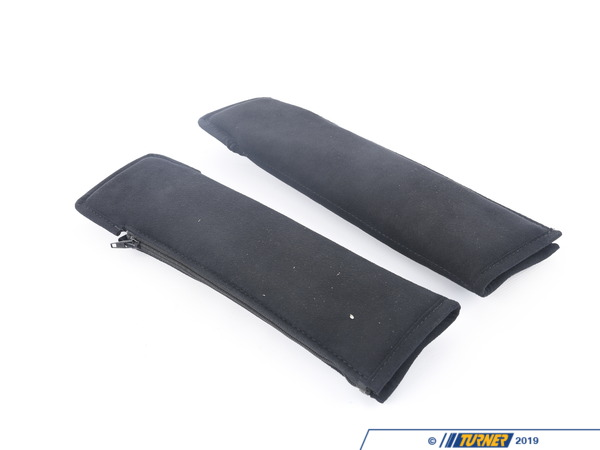 "T#403795 - 78008-0 - Takata 3"" Harness/Seat Belt Comfort Pad Pair - Black - Takata -"