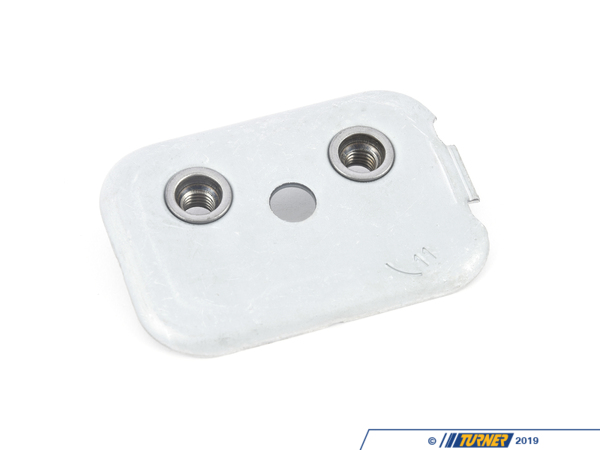 T#72395 - 41218215401 - Genuine BMW Lock Plate - 41218215401 - Genuine BMW -