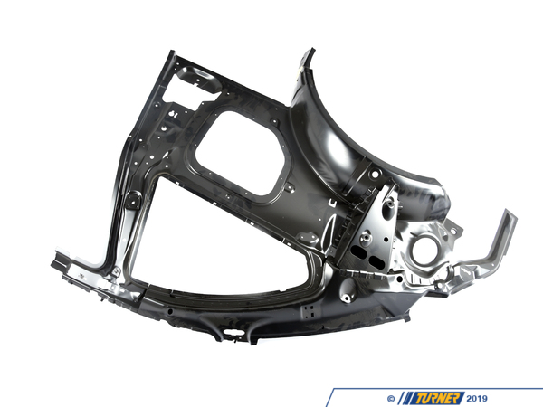 Genuine BMW Genuine BMW Right Interior Side Frame - 41002996562 - E82 41002996562