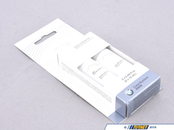 T#10288 - 51910419831 - Genuine BMW Trim Paint Stick Arctic Blue Met. 51910419831 - Genuine BMW Paint Stick Arctic Blue Met. - 2X12Ml  045 - Genuine BMW -