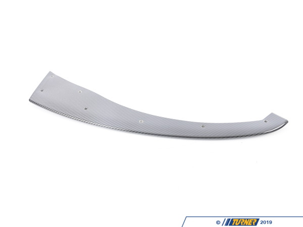 T#13791 - 51190413427 - Genuine BMW Front Splitter, Left Performance - 51190413427 - E82 - Genuine BMW -