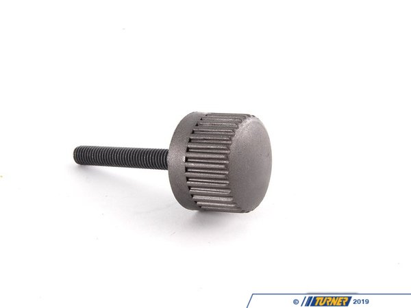 T#64806 - 35416750459 - Genuine BMW Knurled Bolt M8X81mm - 35416750459 - E39,E46 - Genuine BMW -