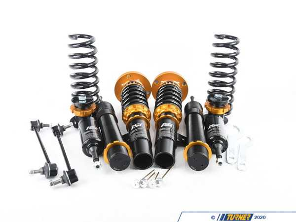 ISC Suspension N1 Street Sport Coilover Kit - E90/E92 RWD