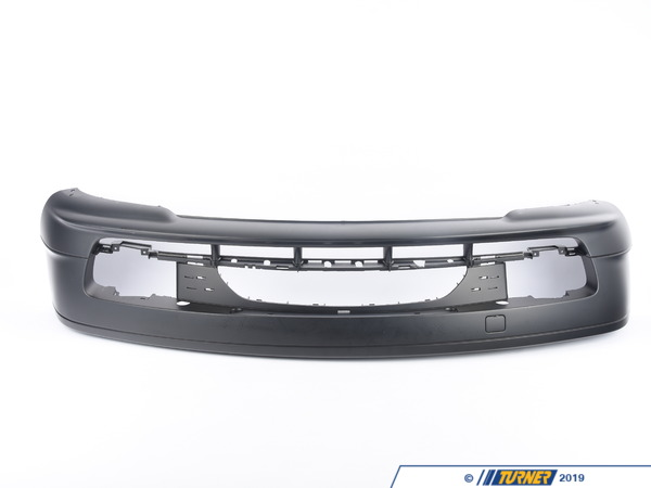 T#25269 - 51117044116 - Genuine BMW Trim Cover, Bumper, Primered, Front - 51117044116 - E46 - Genuine BMW Trim Cover, Bumper, Primered, Front - This item fits the following BMW Chassis:E46 - Genuine BMW -