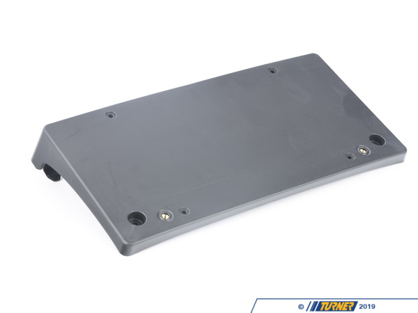 T#77161 - 51118050333 - Genuine BMW Licence Plate Base M - 51118050333 - F06,F12,F13 - Genuine BMW Licence Plate Base - MThis item fits the following BMW Chassis:F06,F12,F13 - Genuine BMW -