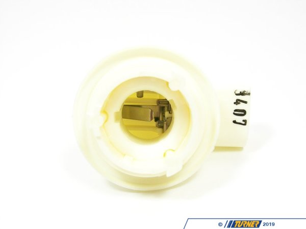 T#10876 - 63136904823 - Genuine BMW Bulb Socket F Yellow Bulb - 63136904823 - E46,E46 M3 - Genuine BMW -