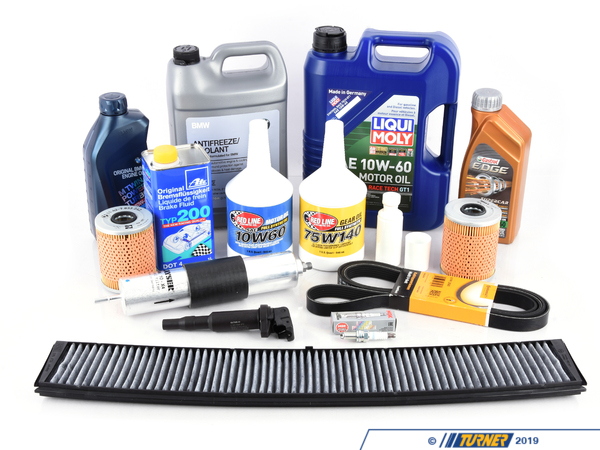 E46 M3 Build Your Own Maintenance Service Package