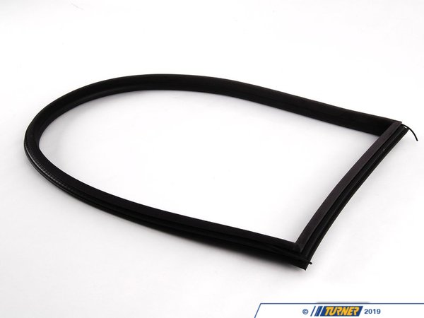 T#21082 - 51368252621 - Genuine BMW Gasket, Vent Window Inner Schwarz - 51368252621 - E46 - Genuine BMW -