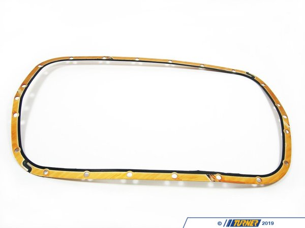T#15249 - 24117524707 - Genuine BMW Gasket, Oil Pan - 24117524707 - E39,E46,E53,E83 - Genuine BMW Gasket, Oil Pan - This item fits the following BMW Chassis:E39,E46,E53 X5,E83 X3 - Genuine BMW -