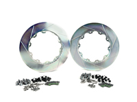 T#16467 - BREMBO-380-34-SL - 380x34 Brembo Brake Kit Slotted Rotors (Pair - Left and Right) - Brembo - BMW