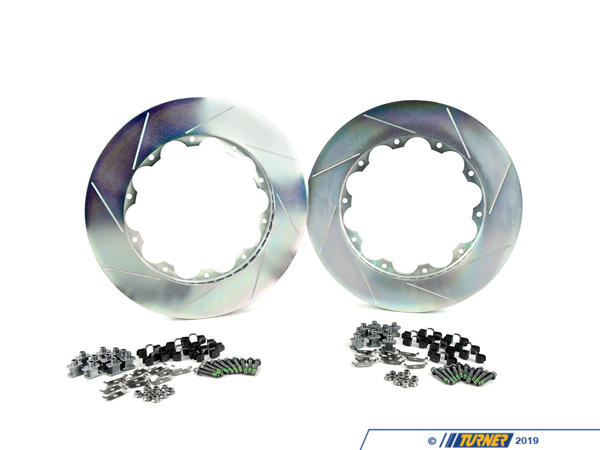 Brembo 380x34 Brembo Brake Kit Slotted Rotors (Pair - Left and Right) BREMBO-380-34-SL