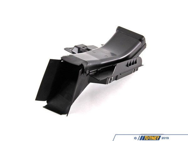 T#118640 - 51718269953 - Genuine BMW Air Duct, Left - 51718269953 - E46 - Genuine BMW -