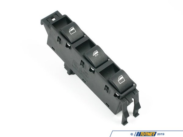 T#4649 - 61316902183 - Window Switch - E46 Convertible - Left  - Genuine BMW - BMW