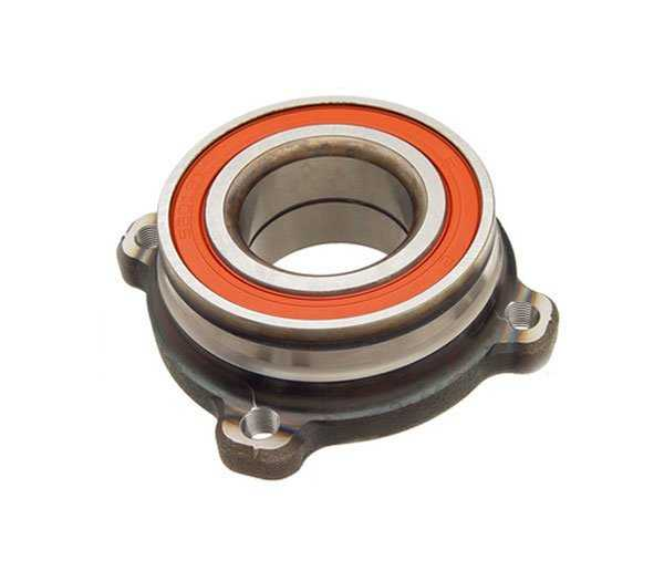 Febi Rear Wheel Bearing - E39 E60 33411095652