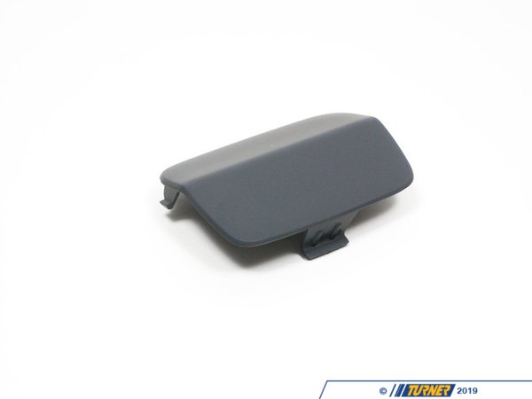 Genuine BMW Genuine BMW Tow Hook Cover - Rear 51127161497