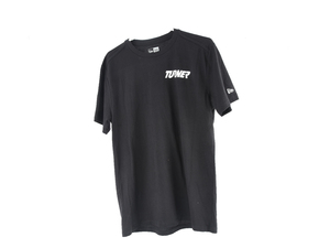 Turner Motorsport Short Sleeve T-Shirt - Black