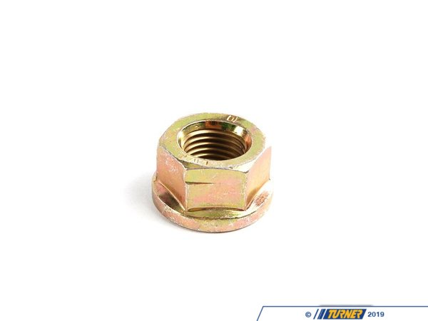 T#7668 - 26111227830 - Genuine BMW Collar Nut M14X1,5 - 26111227830 - E34,E38,E39,E39 M5 - Genuine BMW - BMW