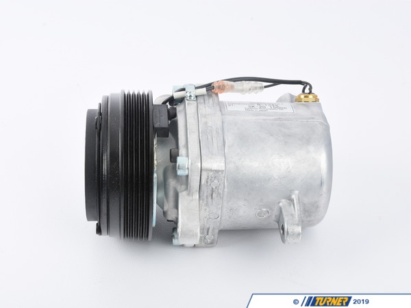 Genuine BMW Genuine BMW Air-Conditioner Compressor R134A - 64528391474 - E36 64528391474