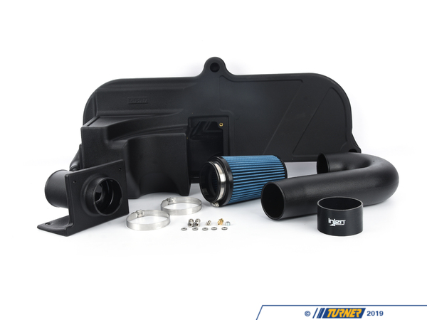 T#558332 - EV01103 - Injen Evolution Performance Intake - F22/23 F3X N20 - The stock air box in many BMWs is the first point of restriction to air flow and power. The Evolution Intake from Injen is a great option for increased airflow and power, up to +15hp and +16ft/lbs of torque, while still retaining a clean look without being overly flashy like many other intakes on the market.Featuring CAD and 3D designed Roto-Molded Polyethylene (Heavy Duty Plastic) construction and a larger SuperNano-Web Dry Filter, this drop-inintake system offers a significantly higher air flow rate and easy installation with no modifications needed.Product Features:Complete intake design, including the intake chargepipe,Designed To Work w/Stock CalibrationAggressive Intake Tone Under AccelerationRoto-Molded Polyethylene Tube And HousingReinforced Automotive Grade Silicone CouplersStainless Steel Band Clamp w/Inner Protective LinerLarger Inlet Air Scoop And Induction TubeMidnight Edition Injen BadgeMade in the USANotice of Emissions Non-Compliance.This product is not legal for sale or use in California on any pollution-controlled motor vehicle. - Injen - BMW
