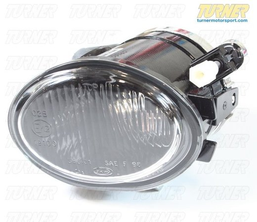 T#2950 - 63172228613 - Fog Light - Left - Fluted Lens - E46 M3, E46, E39 - This is a OEM replacement left (driver side) fog light for all E46 M3, E46 323i 328i 325i 325ci 330i 330Ci with ZHP/MTech front spoiler, and E39 M5. Has your fog light cracked or filled with moisture? Replace your fog light with this high quality Original Equipment Manufacturer fog light.  Note the lens is fluted on this light.  This is the left / driver side. Note the lens is fluted on this light. This item fits the following BMWs:1999-2000  E46 BMW 323i 328i 325i 330i M3 - only for cars with M-Technic bumper2004-2006  E46 BMW 325ci 330ci M3 M3 Convertible - only for cars with M-Technic bumper1997-2000  E39 BMW 525i 528i 530i 540i M5 -  only for cars with M-Technic bumper - ZKW - BMW