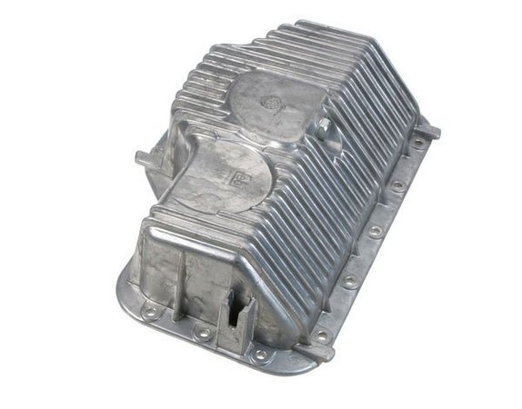 T#2802 - 11131715266 - Oil Pan - E30 318i 318is 318ic 1989-1993 M42 engine - This aluminum oil pan fits BMW E30 318i 318is 318ic 1989-1993 with M42 engine.This item fits the following BMWs:1989-1993  E30 BMW 318i 318is 318ic - Turner Motorsport - BMW