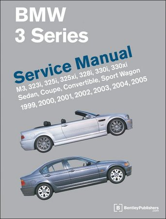 T#4102 - TMS4102 - Bentley Service & Repair Manual - E46 BMW 3 Series (1999-2005) (B301 / B305) - This Bentley Manual is a comprehensive source of service information and specifications for BMW 3 Series from 1999 to 2005. The aim throughout this manual has been simplicity, clarity and completeness, with practical explanations, step-by-step procedures and accurate specifications. Whether you're a professional or a do-it-yourself BMW owner, this manual will help you understand, care for and repair your E46 3 Series.  Maintenance and service, including checking and adjusting valve clearance on the S54 M3 engine116 Cylinder Head and ValvetrainThough the do-it-yourself BMW owner will find this manual indispensable as a source of detailed maintenance and repair information, the BMW owner who has no intention of working on his or her car will find that reading and owning this manual will make it possible to discuss repairs more intelligently with a professional technician. BMW E46 models and engines covered in this BMW repair manual: 323i, 323Ci (M52 TU, 2.5 liter engine)328i, 328Ci (M52 TU, 2.8 liter engine) 325i, 325Ci, 325xi (M54 / M56, 2.5 liter engine) 330i, 330Ci, 330xi (M54, 3.0 liter engine)M3 Coupe & Convertible (S54, 3.2 liter Motorsport engine) - Bentley - BMW