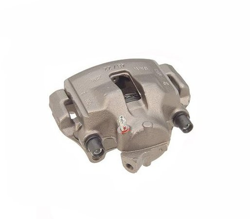 T#3103 - 34111160379 - Caliper Front Left - New - E30 318i 325e 325i - only for cars with ATE Calipers - This replacement brake caliper fits the front right on BMW E30 318i 318is 325e 325es 325i 325is 325ix.   This caliper will only work on cars with the ATE brand caliper, it will not replace the Girling brand caliper   Please check your caliper to ensure you order the correct part. This is a new - not rebuilt caliper.This item fits the following BMWs:1984-1991  E30 BMW 18i 318is 325e 325es 325i 325is 325ix 325ic - Genuine BMW -