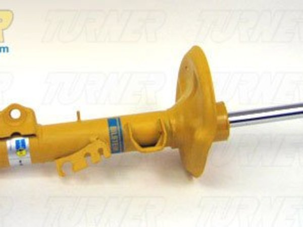 T#1940 - V36-0369 - Bilstein Sport FRONT LEFT Strut - E36 325i 1991-5/1992 - Position: Front, Left Setting: Sport, for lowered suspensionsFront Bilstein Sport shock. Sport shocks are for cars lowered from the factory ride height and are about 20% stiffer than the factory shocks. Sport shocks work great with lowering springs such as H&R or Eibach. Includes top nut. Price is per shock. This Bilstein Sport Front shock fits the following BMWs:1991-5/1992  E36 325i, 325is - Bilstein - BMW
