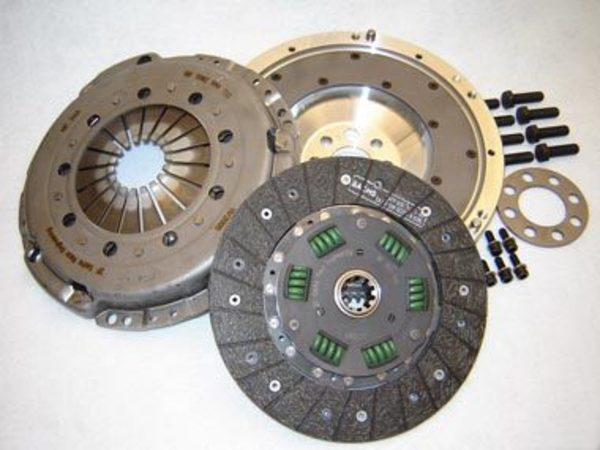 JB Racing E46 325/330 6-speed, Z4 HD Clutch and Flywheel Kit 520-010S-S873PBG