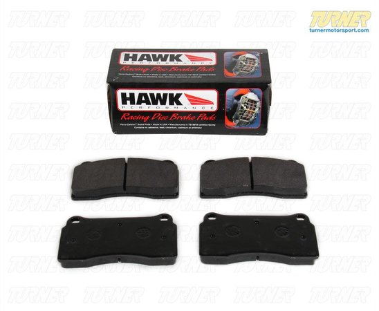 Hawk Brembo Calipers F40, F50, B, H, GT1 - Street Brake Pad Set - Hawk HPS TMS223