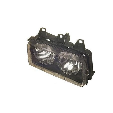 TYC Headlight Assembly - Right - E36 318i 325i 328i M3 63121468866