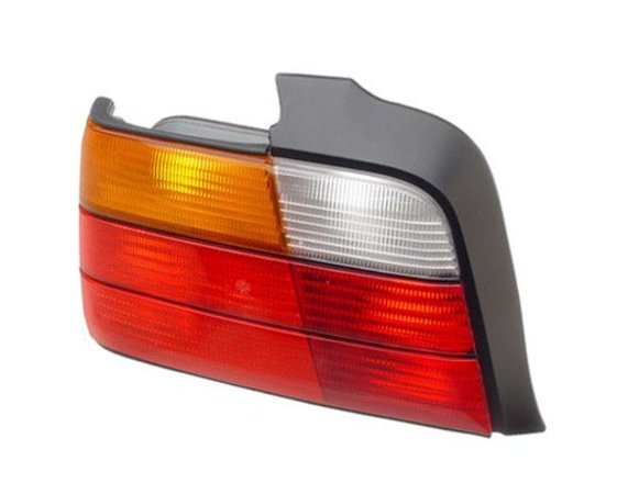 ULO Tail Light - Left - E36 318i Sedan 63211393429