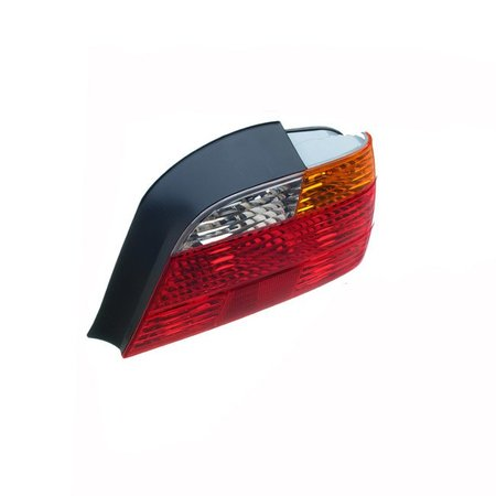 T#4741 - 63218381250 - Tail Light - Right - E38 99-01 - This is the right tail light assembly for E38 7 Series models. It has the standard amber turn signal color.  This item fits the following BMWs:1999-2001  E38 BMW 740i 740il 750il - ULO -