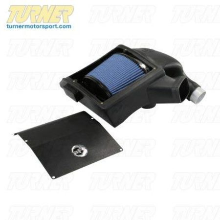 T#11784 - TMS11784 - E82 135i N54 Stage 1 Turner Power Package (with Sealed Intake) - 2008-2010 E82 135i N54 Stage 1 Performance Package with aFe Dual-Cone IntakePeak Power Gain: up to 107hp / 110ft-lbs+ aFe Pro5R SI Sealed Intake+ Cobb AccessPort programmerOur Stage 1 kit features a sealed cold-air intake kit and performance software for a staggering increase in power and torque. This premium package is offered with the aFe Sealed Intake (SI) kit and Cobb AccessPort tuner. The larger surface area of the filters allows more air to enter the engine - creating more power and torque, a richer engine sound, and better throttle response. While the new intake plenum box completely seals out the filter from underhood temperatures. The kit is supplied complete with an aFe Pro5R filter, airbox, intake tube, sealing materials, hardware, and install instructions. The torque increase from low-mid RPM is sensational.We have paired the aFe SI with the Cobb AccessPort performance software. The Cobb software tool puts multiple tuning stages in the palm of your hand. Our Stage 1 Performance Package is aligned with the Cobb Stage 1 tuning map. Simply plug it in, select the Stage 1 map with your octane preference, and install. Select different maps for other upgrades, throttle settings, octane ratings, valet mode, or revert back to stock! If you're moving up in Stages simply download a new file from the Cobb website and update your AccessPort programmer! The AccessPort triples as a diagnostic tester/reader and a data logger. It's the most feature-packed programmer on the market today.We have taken the guesswork out of choosing the best upgrades for the N54 engine. If you follow the upgrade path we have laid out you will have very satisfying and reliable results. This Stage 1 package is a great 'bang for the buck' upgrade - this power kit makes more power and torque at every RPM and makes a great sound every time you dip into the throttle.135i Stage 1 Engine Upgrade includes:aFe Sealed Intake (filter, airbox, intake tube)Cobb AccessPort Performance ProgrammerThis item fits the following BMWs:2008-2010  E82 BMW 135i (N54 engine) - Turner Motorsport - BMW