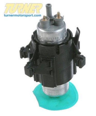 T#7385 - 16141183009 - Fuel Pump - E32 740i/il, E34 530i, 540i  - This Genuine BMW fuel pump for E32 and E34 with M60 V8 engine. This is the fuel pump with strainer and large diameter shock absorbing ring.When doing any sort of repair or maintenance there is no replacement for genuine factory parts. Turner Motorsport carries the Genuine BMW brand with pride and has the parts you need to complete your next project with confidence.This item fits the following BMWs:1993-1995  E34 BMW 530i 540i1983-1994  E32 BMW 740i 740il - Genuine BMW - BMW