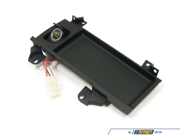 T#21027 - 51168159694 - Genuine BMW Front Center Console Storing 51168159694 - Schwarz - Genuine BMW -