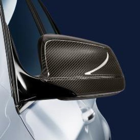 Genuine BMW Genuine BMW Carbon Fiber Mirror Covers - E60 E63 F01 F10 F12 51162167294-295