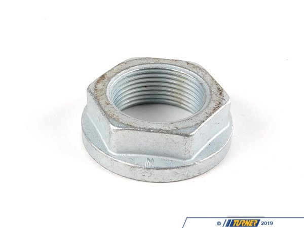 T#20003 - 33411123428 - Genuine BMW Collar Nut - 33411123428 - E34,E34 M5 - Genuine BMW Collar NutThis item fits the following BMW Chassis:E34 M5,E34 - Genuine BMW -