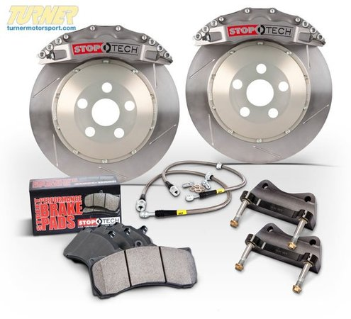 StopTech StopTech Rear Sport Trophy Brake Kit (355mm) 4-Piston - E9X M3 TMS16429