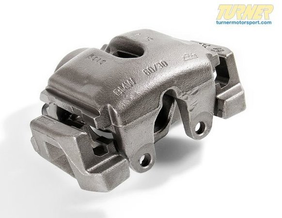 T#5833 - 34116773132R - Brake Caliper - Rebuilt - Front Right - E39 530i 540i 4/2000-2003 - Centric -