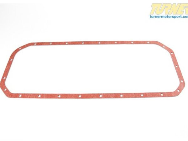 Febi Oil Pan Gasket - cork E30 325e 325es 325i 325is - E34 525i 1989-1990 11131730234