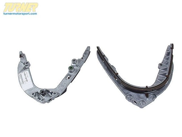 "T#12546 - 11311741777 - Timing Chain Deflection Rail - E39 540, E38 740i/il (m62), E53 X5 4.4i, 4.6is,  - This BMW timing chain deflection rail is ""U"" shaped and mounted to the front of the engine under the timing cover.Mission Trading Company is a worldwide leader in the manufacturing of European, Japanese and domestic auto parts. With factories around the world producing parts to the most stringent of standards MTC is there with the parts for your next project.Mission Trading Company is a worldwide leader in the manufacturing of European, Japanese and domestic auto parts. With factories around the world producing parts to the most stringent of standards MTC is there with the parts for your next project.This item fits the following BMWs:1997-2003  E39 BMW 540i1996-2001  E38 BMW 740i 740ill2000-2003  E53 BMW X5 4.4i X5 4.6is2000-2003  E52 BMW Z8 Alpina Roadster - MTC - BMW"