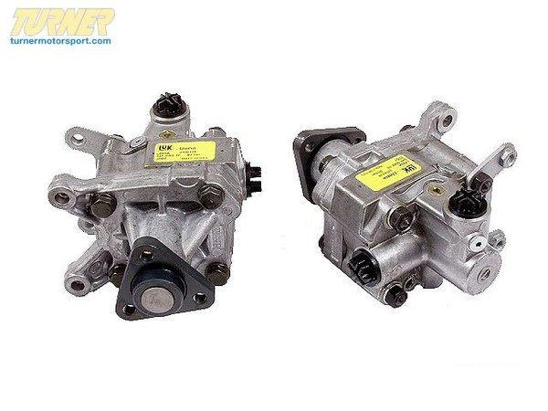 T#13444 - 32411141681 - Genuine BMW Rmfd Power Steering Pump Luk - 32411141681 - E36 - Price includes $60.00 core charge. - Genuine BMW -