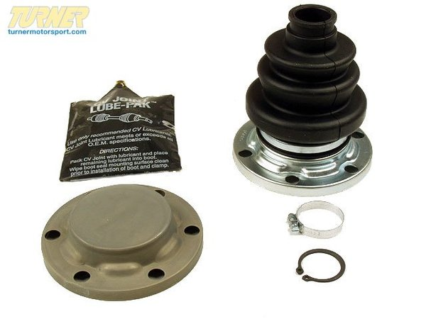 GKN Drivetech Rear Axle CV Boot Repair Kit - E24 E28 E32 E32 33219067906