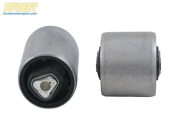 T#5072 - 31120393540K - Front Upper Control Arm Bushing Set (FCAB) - OEM Rubber - E82, E89, E90, E92, E93 - These are the stock replacement front upper control arm bushings. It is also known as the thrust arm bushing or pull rod bushing.   This is a set of 2 bushings (31126763719 x 2)This item fits the following BMWs:2008+  E82 BMW 128i 135i2006+  E90 BMW 325i 328i 330i 335d 335i - Sedan 2006+  E91 BMW 328i Wagon2007+  E92 BMW 328i 335i 335is - Coupe2007+  E93 BMW 328i 335i - Convertible2009+  Z4 BMW Z4 sDrive30i Z4 sDrive35i Z4 sDrive35is - Lemforder -