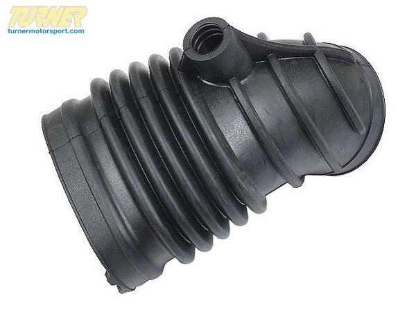 T#6070 - 13711247829 - Intake Boot - E36 318i 95  (M42 Engine) - This intake boot connects the mass air sensor to the intake manifold. If it becomes cracked or loose it can cause unmetered air to enter the engine and trigger a check engine light. It fits BMW E36 318i/is/ic/ti 1995 with the M42 engine. 1995  E36 BMW 318i 318is 318ti 318ic  - Rein -