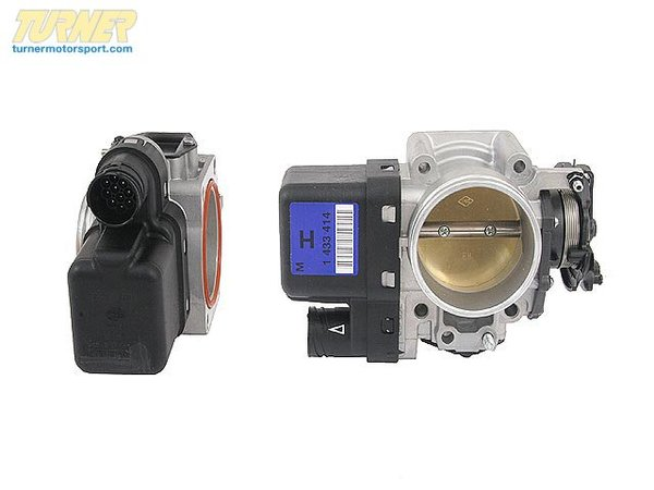 Hella OEM Hella Throttle Body Assembly - E46 323i, 328i, E39 528i Z3 2.5, 2.8 99-00 13541433414