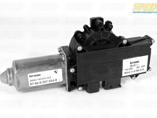 "T#22092 - 67628360572 - Window Motor - Right - E36 318is, 325is 1992-1993 - This Genuine BMW window drive motor raises and lowers the passenger side window on E36 3 series coupes with the ""Tip Switch"" (One Touch) function.   The Tip switch function allows the windows to be raised or lowered with a single press of the window button.This item fits the following BMWs:1992-1993  E36 BMW 318is 325is - Genuine BMW - BMW"