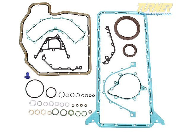 T#19563 - 11119070240 - Gasket Set Engine Block 11119070240 - GASKET SET ENGINE BLOCK ASBE 11119070240  Manufactured by Reinz - Victor Reinz -