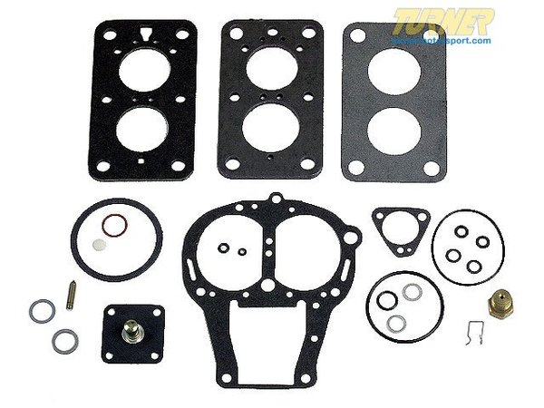 T#19486 - 13111262196 - Repair Kit Carburettor 13111262196 - REPAIR KIT CARBURETTOR 13111262196  Manufactured by Walker - Walker -